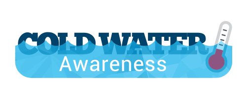 Image is Cold Water Awareness