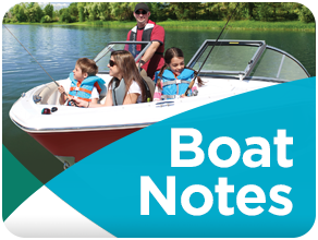 tile boat notes